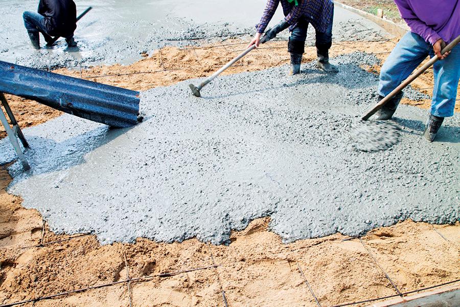 Заказы на бетон самара сертификат на смесь бетонная в15